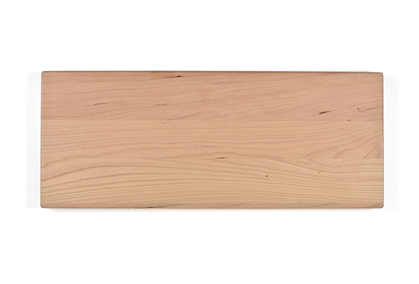 Cherry Small cheese and serving board with rounded edges
