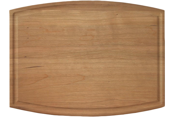 20 Wholesale cutting boards - Cherry cutting board (Arched)