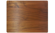 Wood board rounded corners & edges